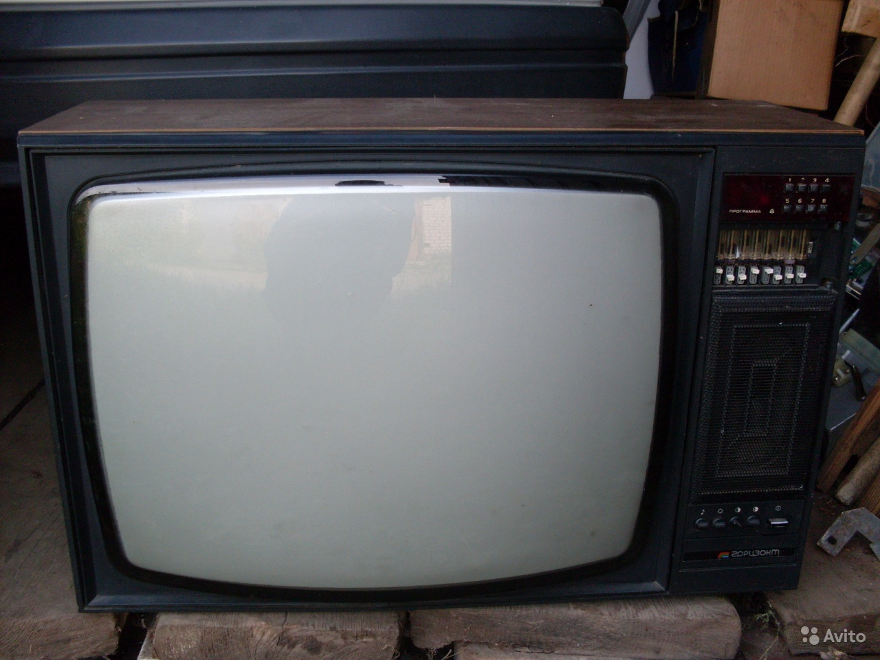 себя телевизор горизонт фото и модели старые матча зависел